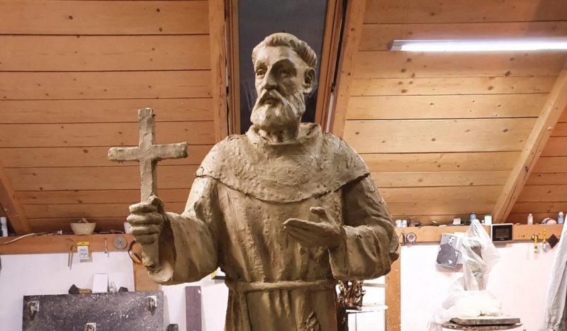 Kip sv. Nikole Tavelića