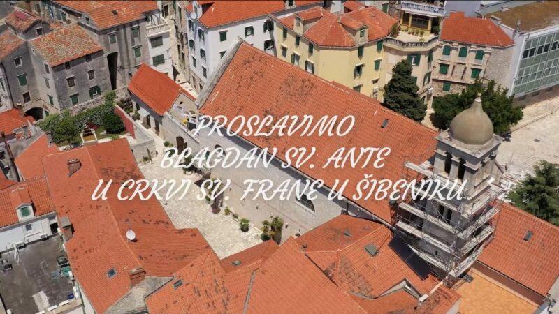 Sv. Ante 2021. - video najava